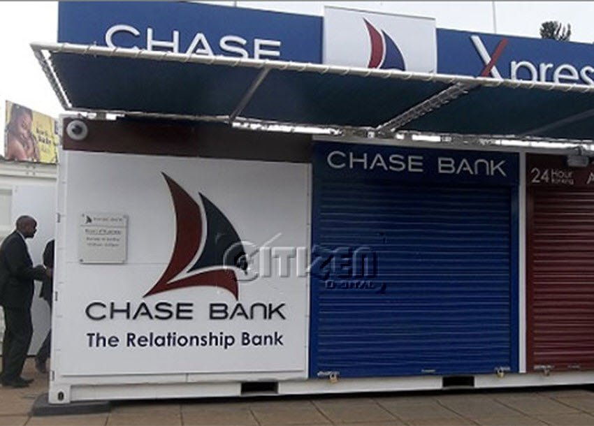 Cardless Atm Chase
