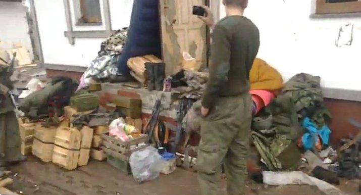 В темное время суток террористы пытались атаковать передовые позиции сил АТО в районе Авдеевки. На всех участках враг был отброшен, - ИС - Цензор.НЕТ 4615