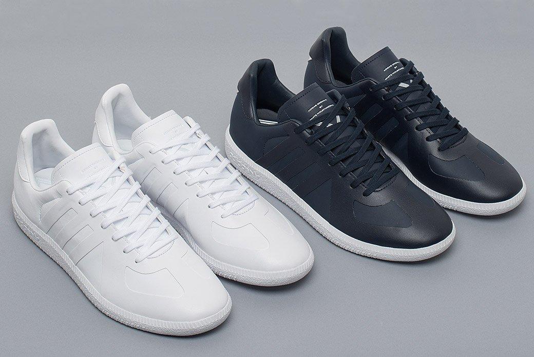 nouvelle mode haut de baskets adidas  homme  zx 700 faible base matte de noir