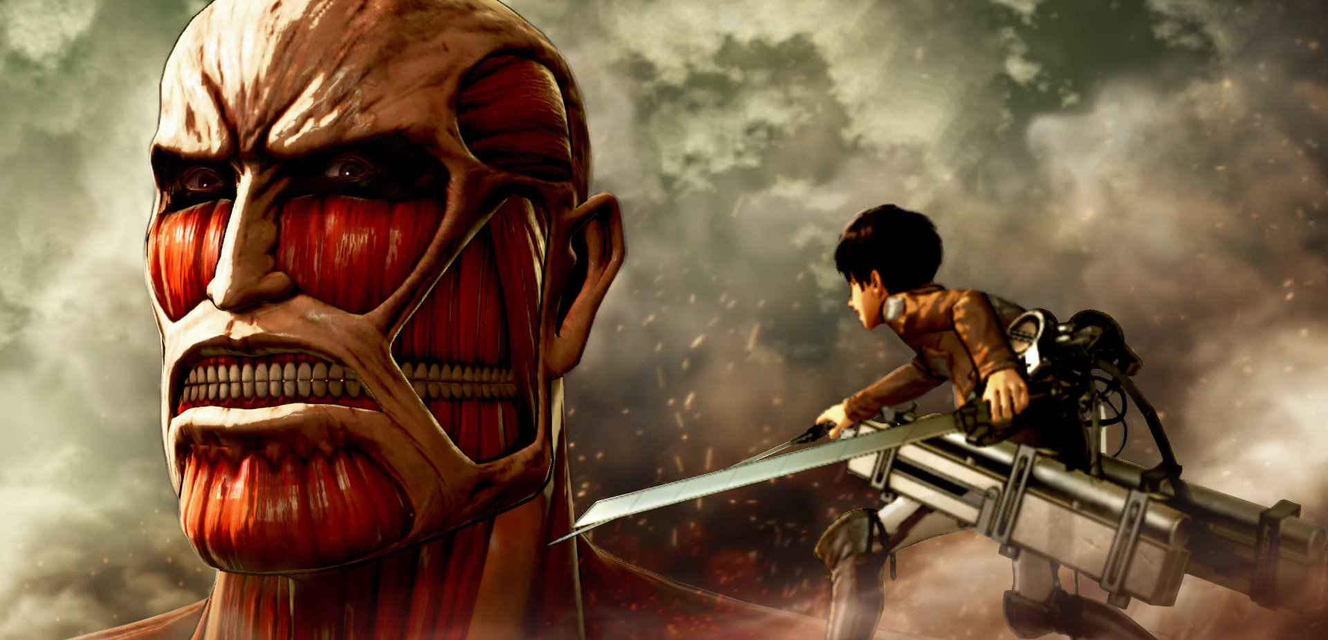 Attack on Titan Launches This Fall For PC, PS4 & Xbox One 3