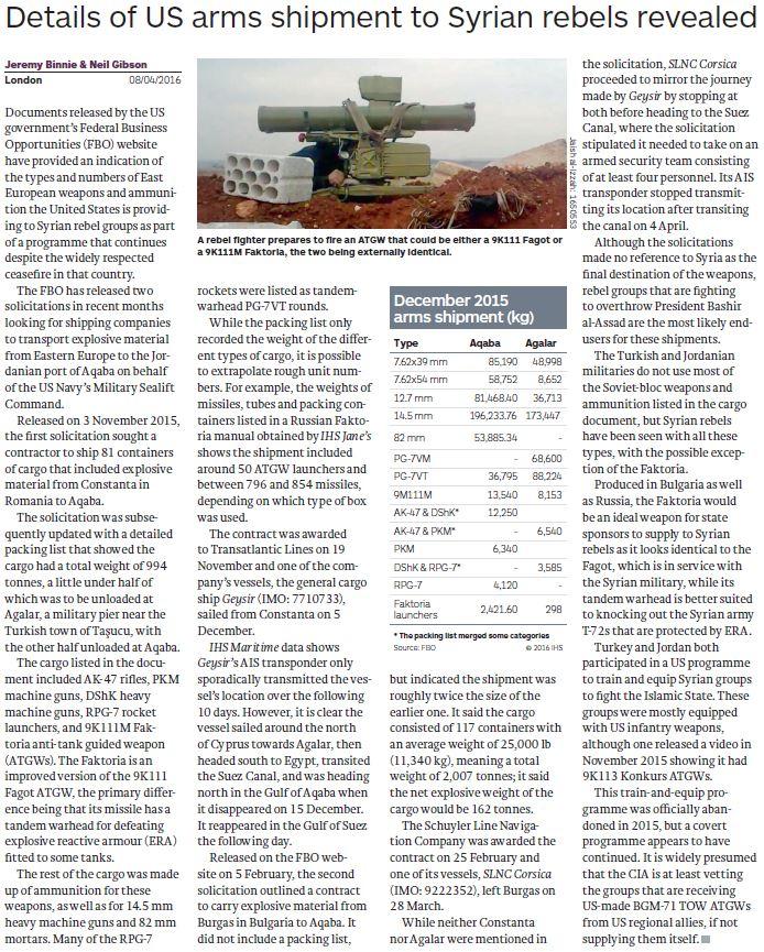 Syrian Civil War: News #7 - Page 21 Cfh4q3HW8AAsmg0