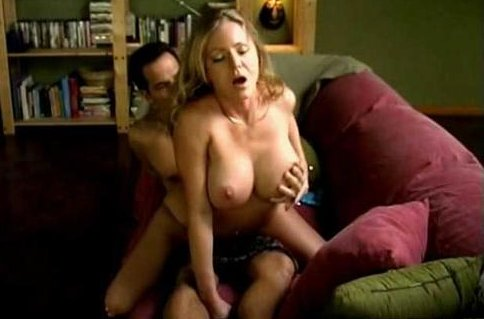 Shemale sucks own cock while fucked