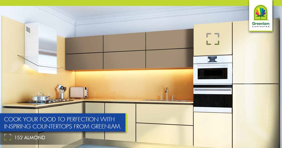 Greenlam Laminates On Twitter Keep Your Kitchen Functional Yet Creative With Our Range Of Countertops Https T Co Jd2vchxfj3 Https T Co Ppbx3efbpj