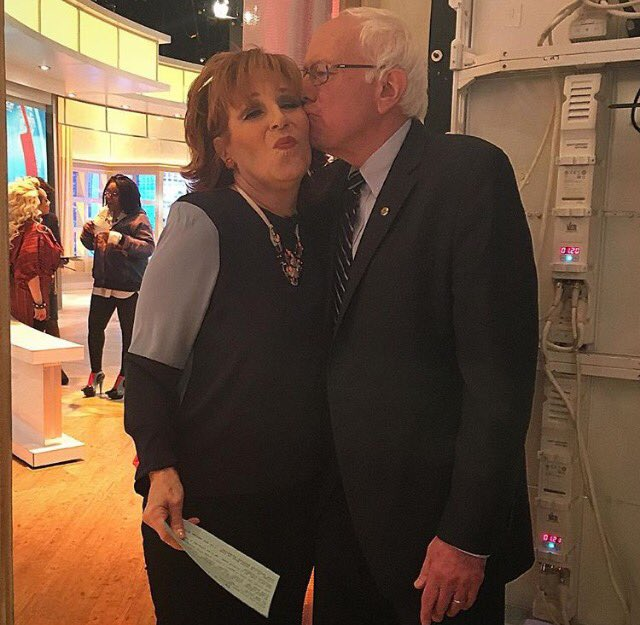 Bernie's back! I am feeling the Bern & the love! #FBF https://t.co/4gDor0dDct