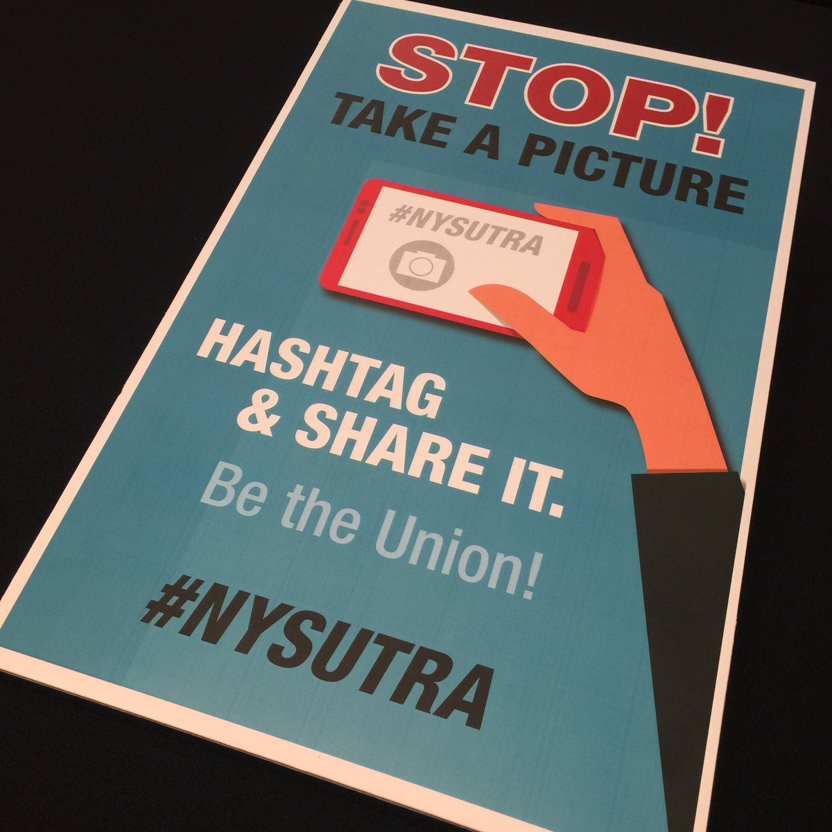 Welcome to Rochester! Opening session for the #NYSUTRA is 2 p.m. Remember to use the hashtag! https://t.co/l5uct9TdVl