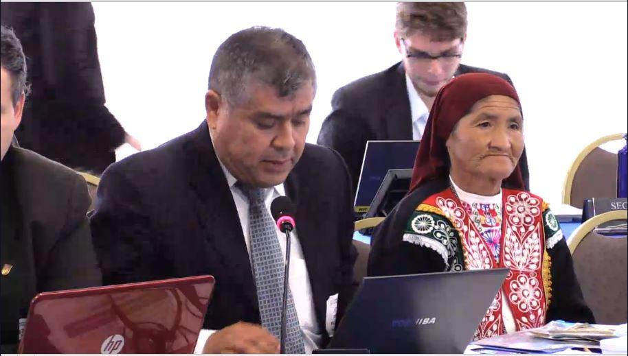 Empezó la audiencia en la @CIDH sobre contaminacion de pobladores en Espinar -Cusco Ver aquí https://t.co/X1GlAxfAoC https://t.co/ysZiyprqV5