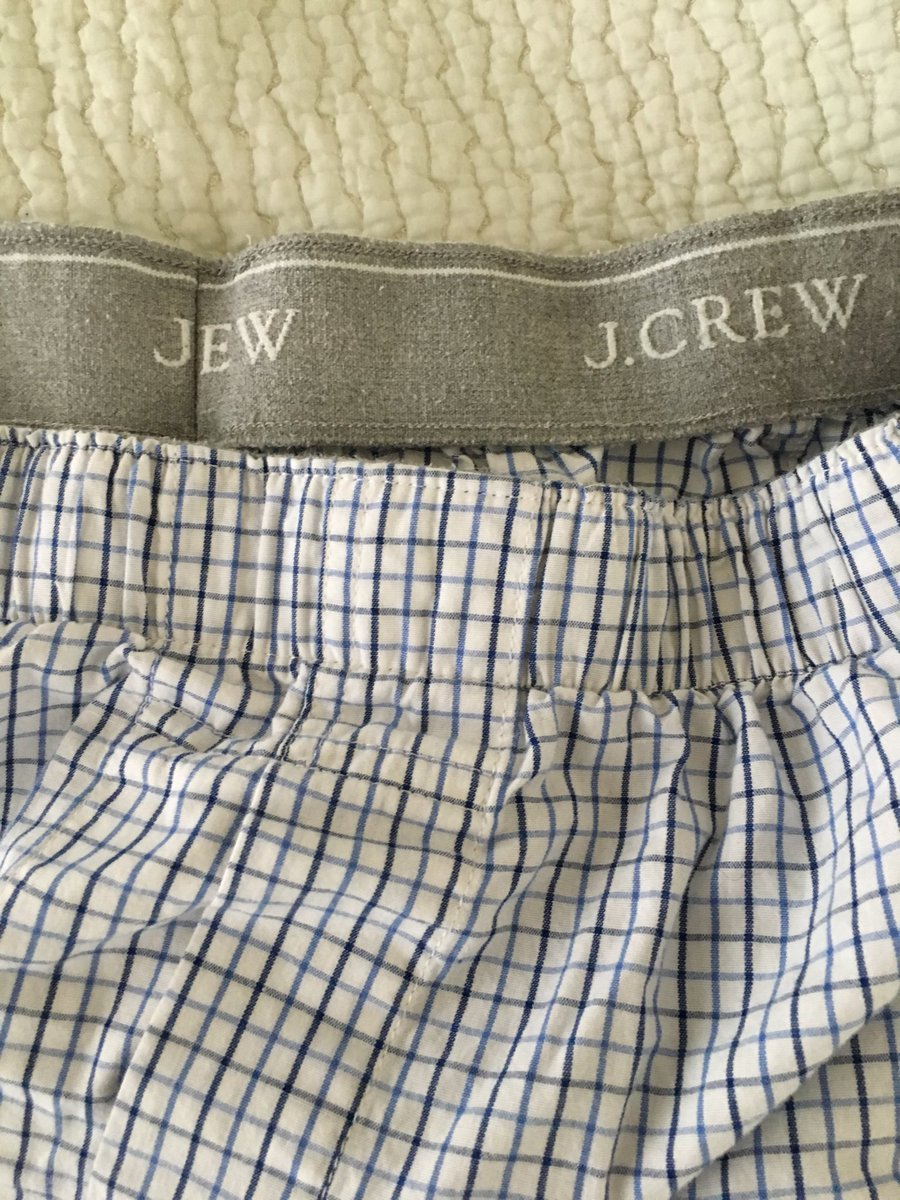 @jcrew How did you know?