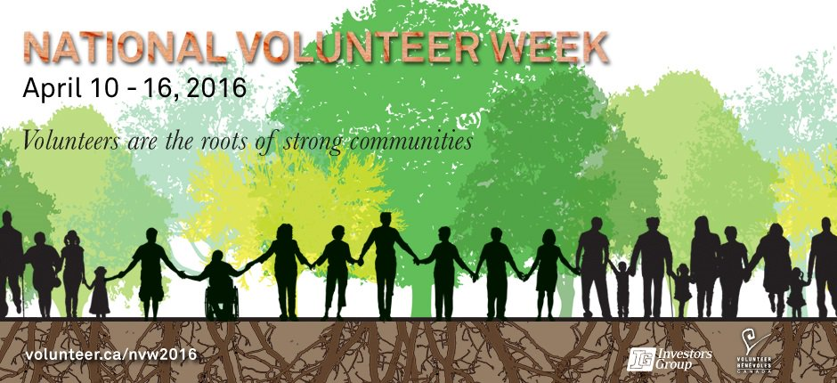 Thumbnail for National Volunteer Week 2016