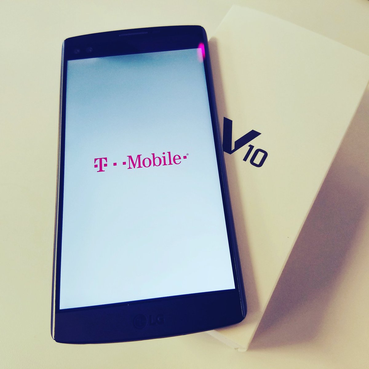LG V10 on T-Mobile set to net Android Marshmallow update next week