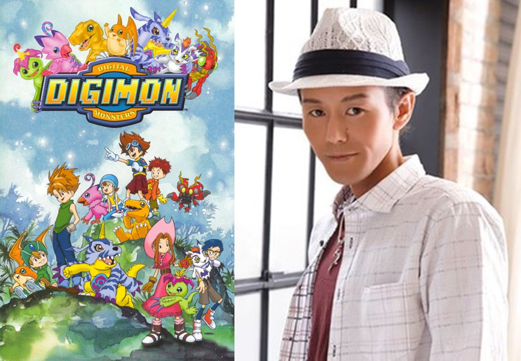 Sad news, #Digimon theme song singer #KoujiWada passed away. https://t.co/RYTC04C5Ap