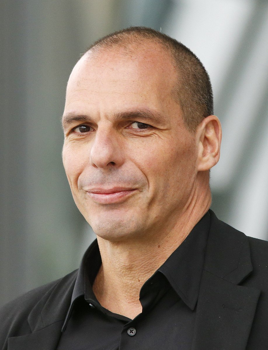 LISTEN:@cooper_m talks to former Greek finance minister Yanis Varoufakis  https://t.co/0CFGZZNj8X https://t.co/79oltEuPry