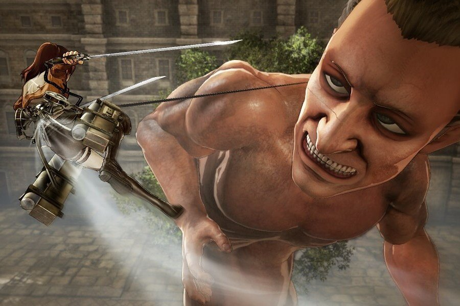 Attack on Titan Launches This Fall For PC, PS4 & Xbox One 2
