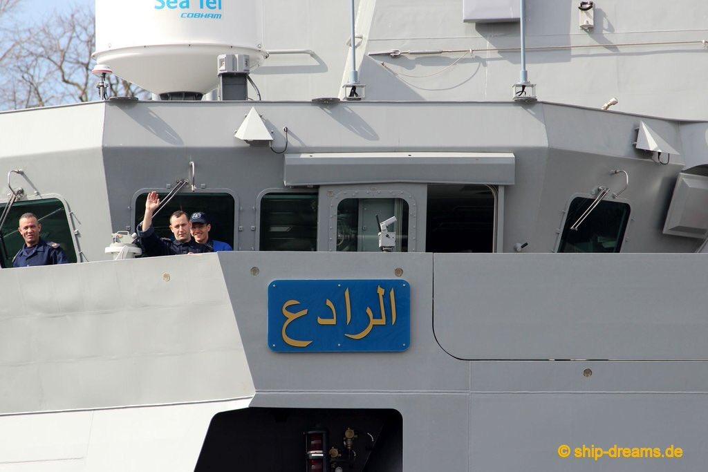 تفاصيل تسليح الفرقاطات التي تعاقدت عليها الجزائر من المانيا عام 2012  CfipfnoUUAASmeh