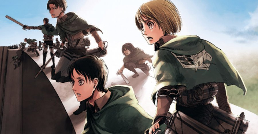 Attack on Titan Launches This Fall For PC, PS4 & Xbox One 1