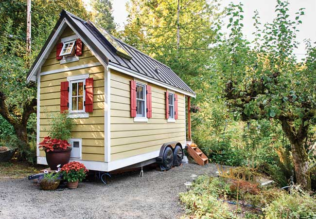 5 Things We Love About the #TinyHouse Movement: https://t.co/7NDWUEiFri https://t.co/i3kS2ul42j