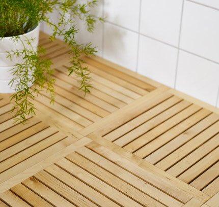 تنظيفات الربيع وأرضيات الخشب الخارجية مدونة أروى