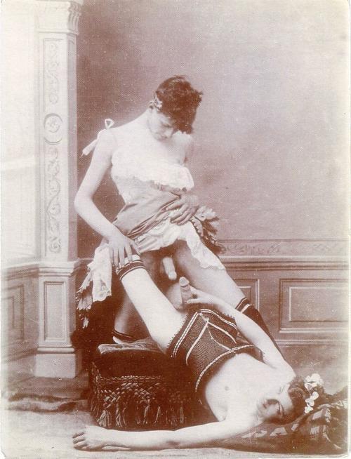 Victorian gay porn
