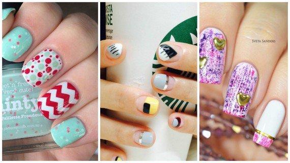 Gustos De Chicas On Twitter 25 Diseños De Uñas Decoradas