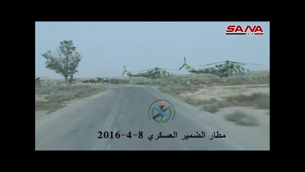 القوات الجويه السوريه .....دورها في الحرب القائمه  - صفحة 2 CfjZvGnXIAAPjKI