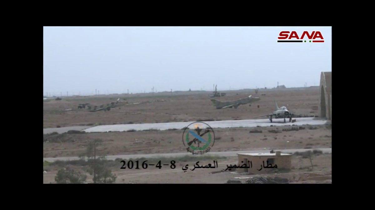 القوات الجويه السوريه .....دورها في الحرب القائمه  - صفحة 2 CfjZvLDWsAAgINE