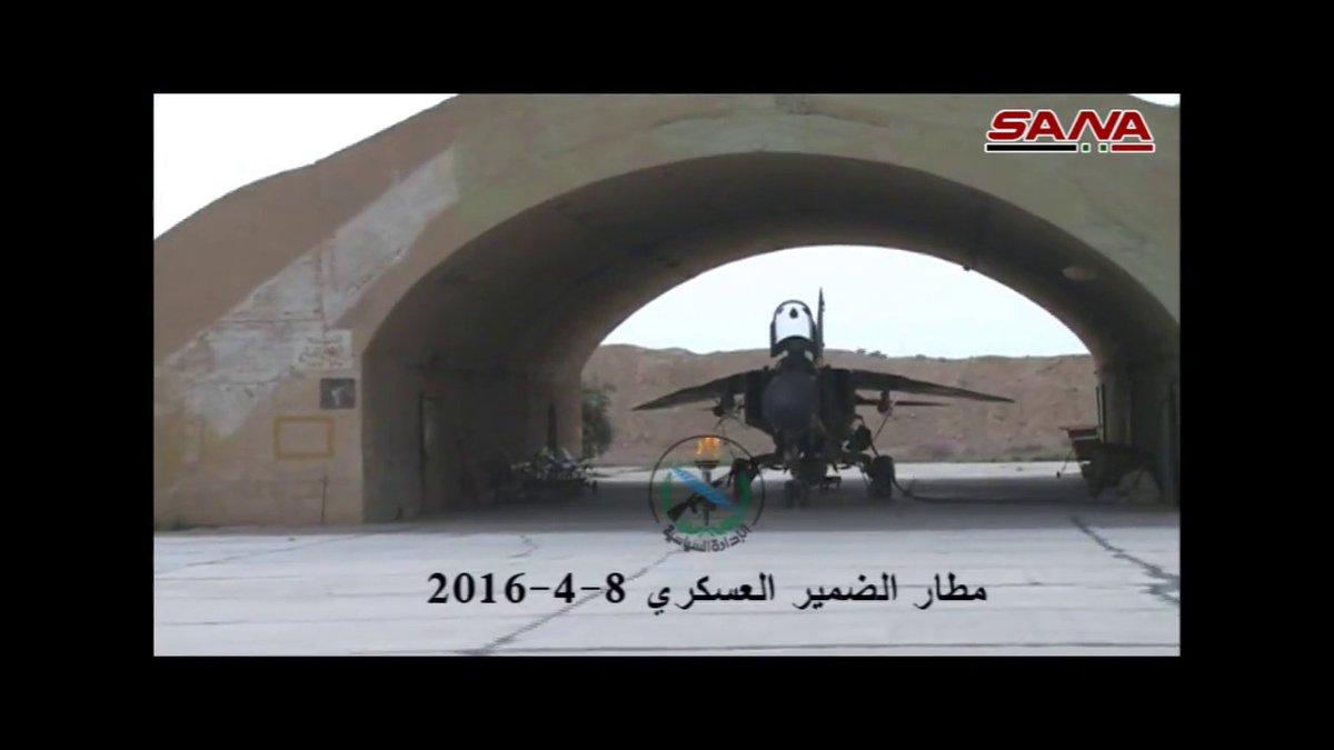 القوات الجويه السوريه .....دورها في الحرب القائمه  - صفحة 2 CfjZvmYW4AA-dQc