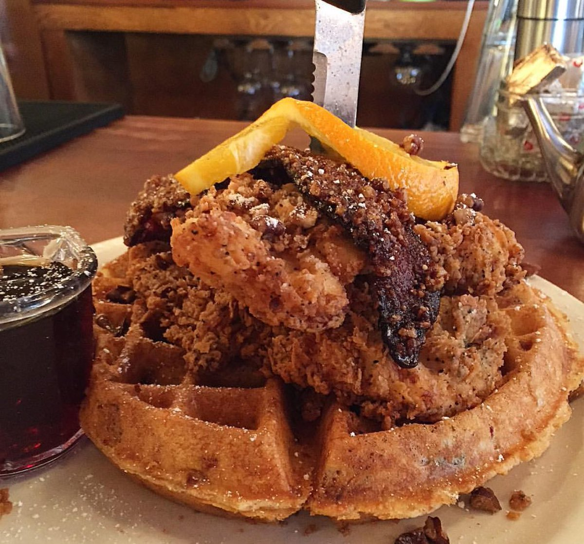 Brunch Noir On Twitter Revival In Minneapolis Does Brunch Chicken