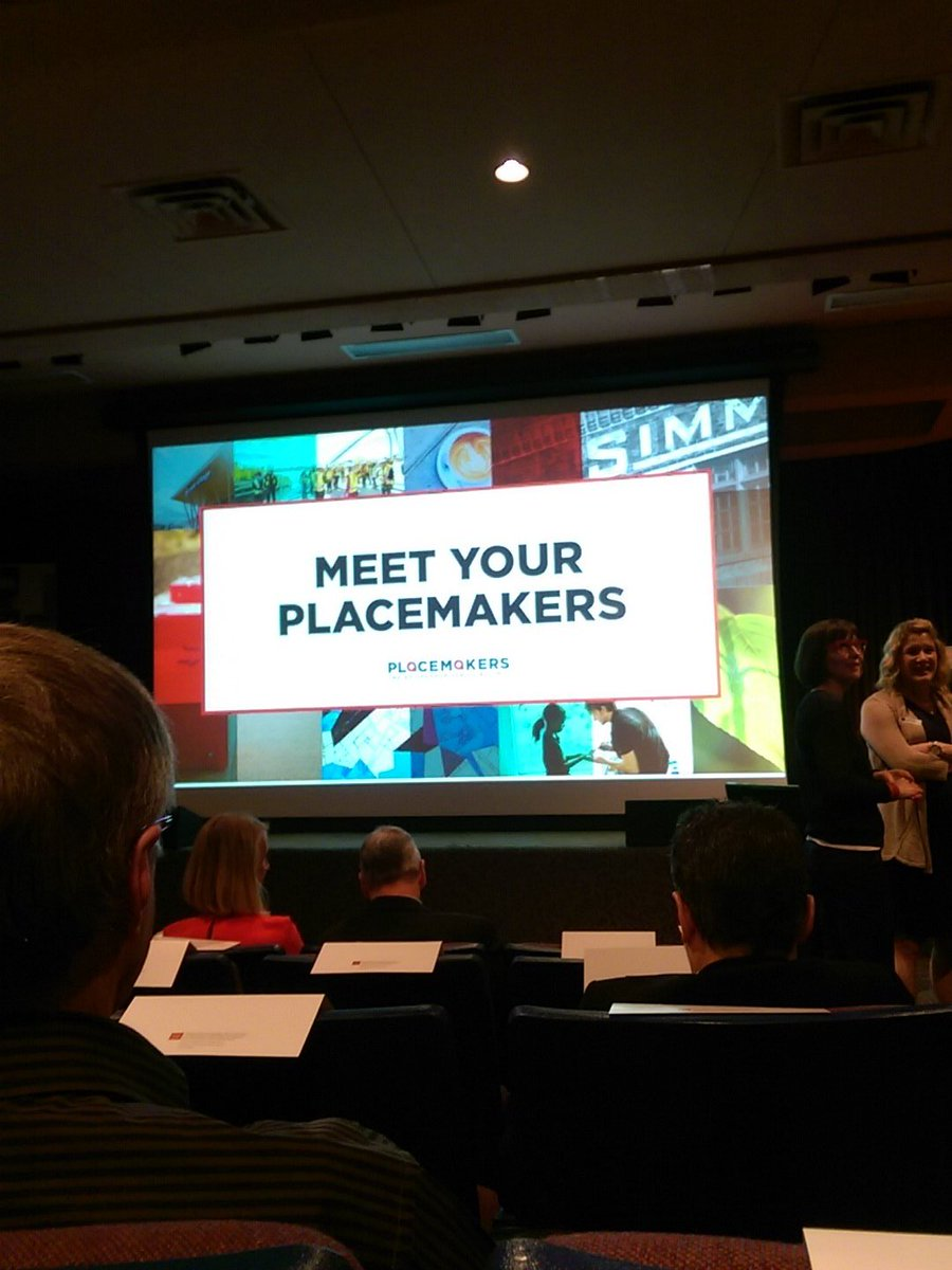 placemaker hashtag on Twitter