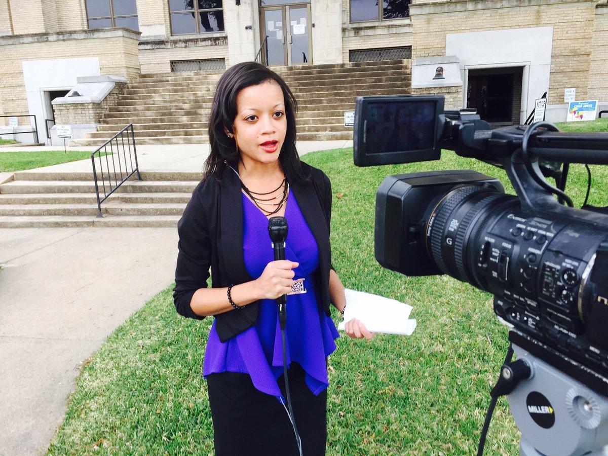Court-Tv journalist Julia Jenaé Images