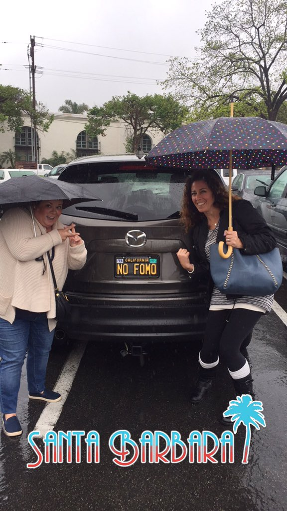 Quite possibly the best license plate ever. #tosachat #cuerockstar @annkozma723 @judyblakeney https://t.co/f5Bi17t4hR