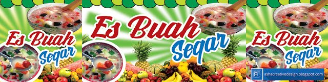 35+ Ideas For Banner Sop Buah Segar - Neon Patroll