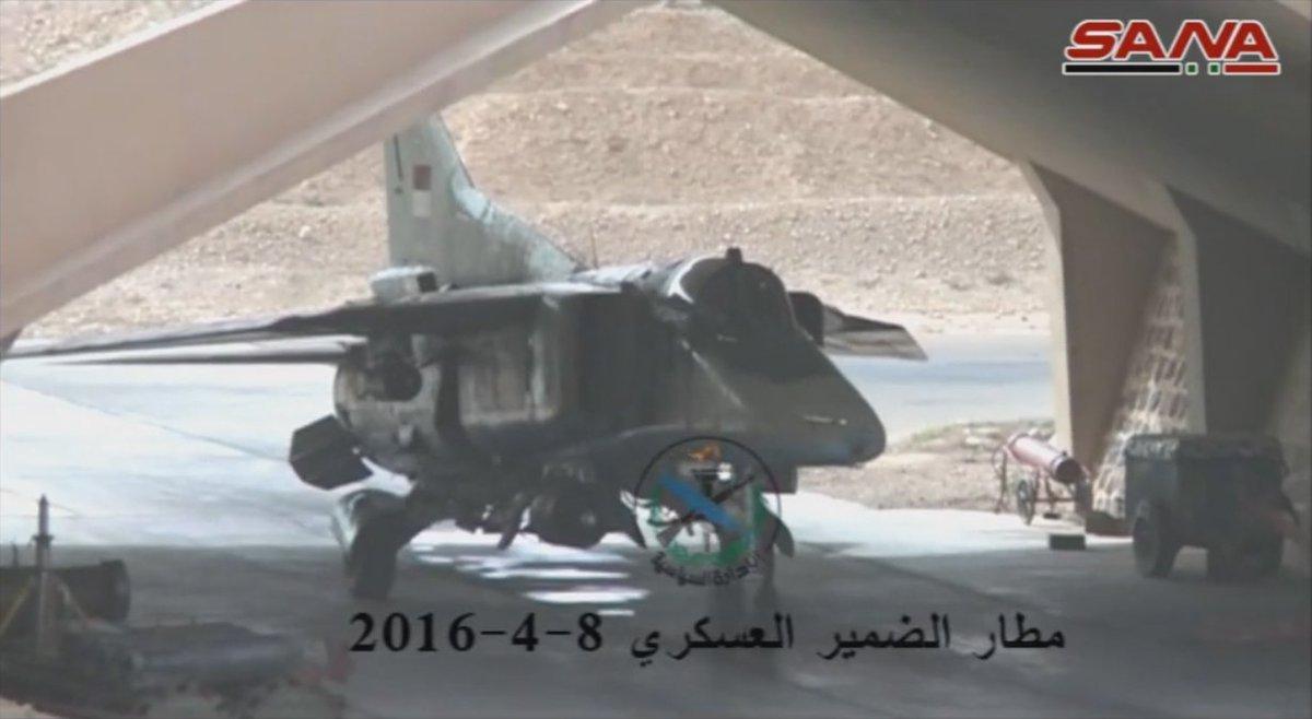 القوات الجويه السوريه .....دورها في الحرب القائمه  - صفحة 2 CflbSmDWcAAsx65