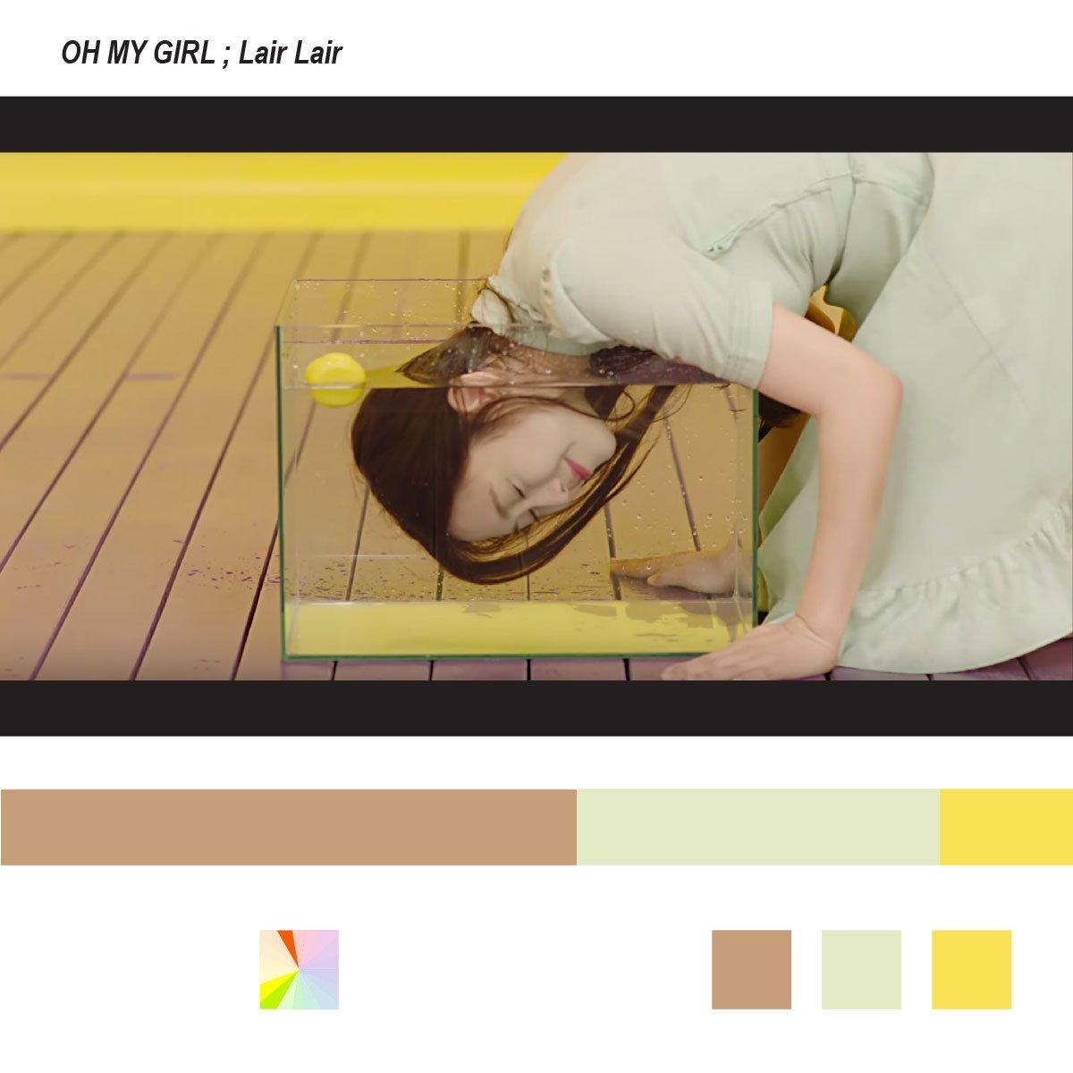 Color In Kpop Colorinkpop Twitter