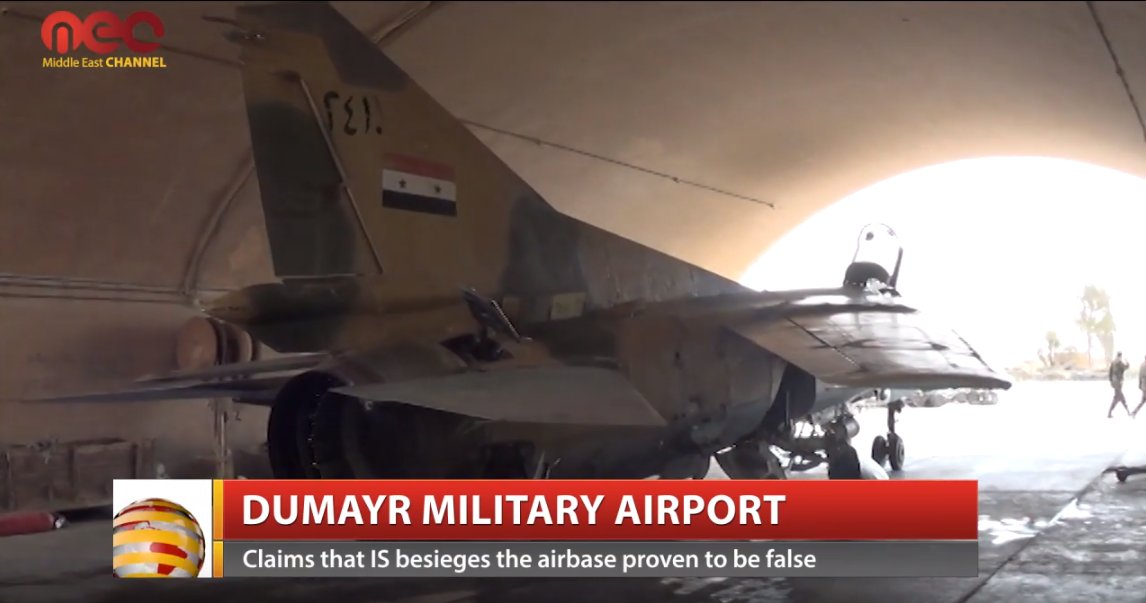 القوات الجويه السوريه .....دورها في الحرب القائمه  - صفحة 2 Cfm2ARaUkAAgHhu