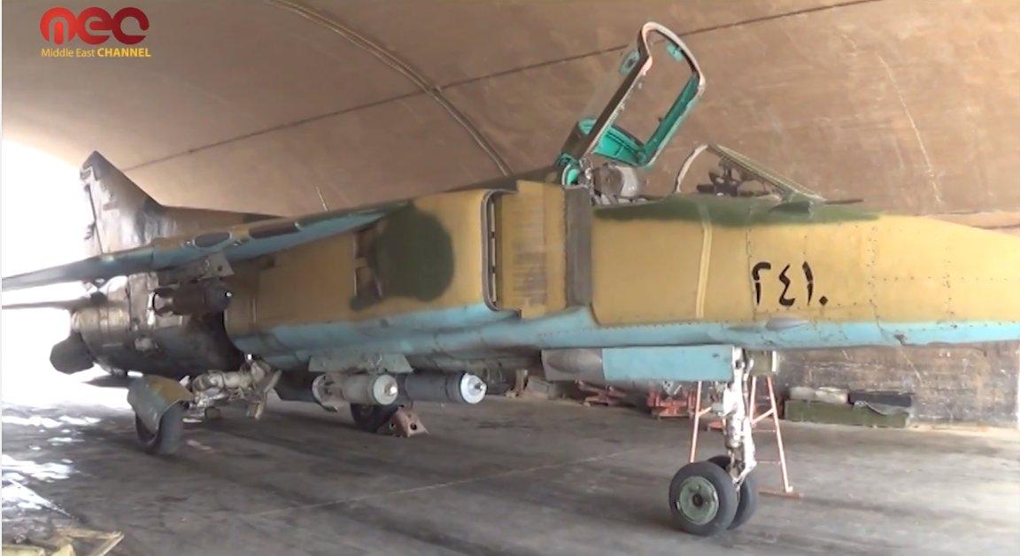 القوات الجويه السوريه .....دورها في الحرب القائمه  - صفحة 2 Cfm2BrPVAAAFZh7