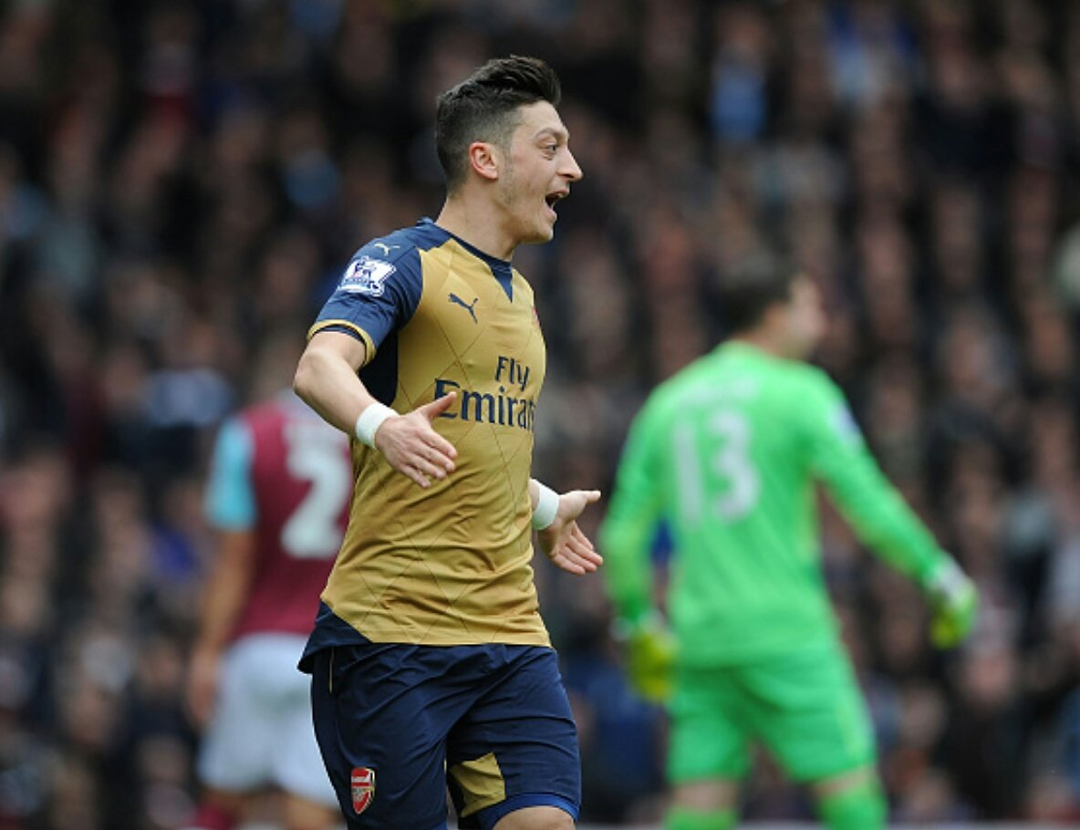 What a crazy match - for us it's a pity that we didn't win ...But a point vs. #WHU is better than nothing. #WHUvAFC