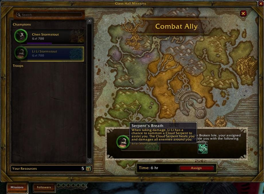 Wowhead On Twitter How The Legion Class Order Hall Campaign Works