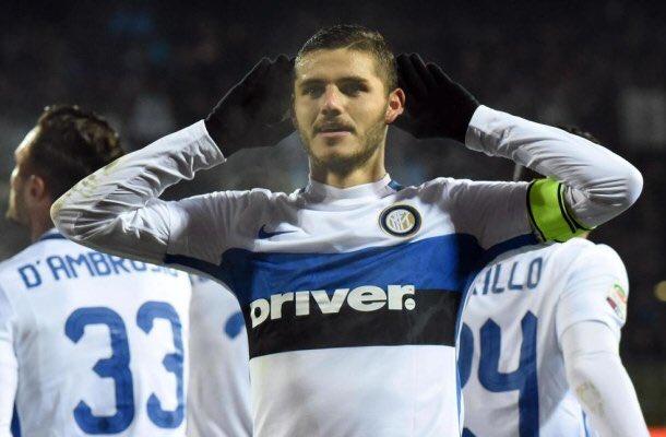 Frosinone-Inter 0-1 Video: Gol di Icardi decide il match, espulso Blanchard