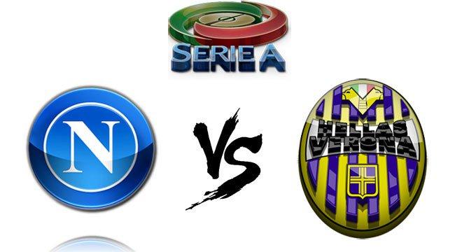 NAPOLI-Verona Streaming Gratis: vedere Diretta Calcio Oggi Live TV