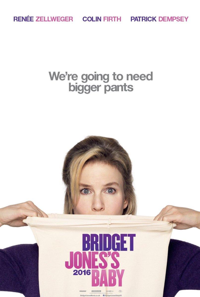Bridget Jones's Baby Trailer Featuring Renée Zellweger, Colin Firth, Patrick Dempsey 1