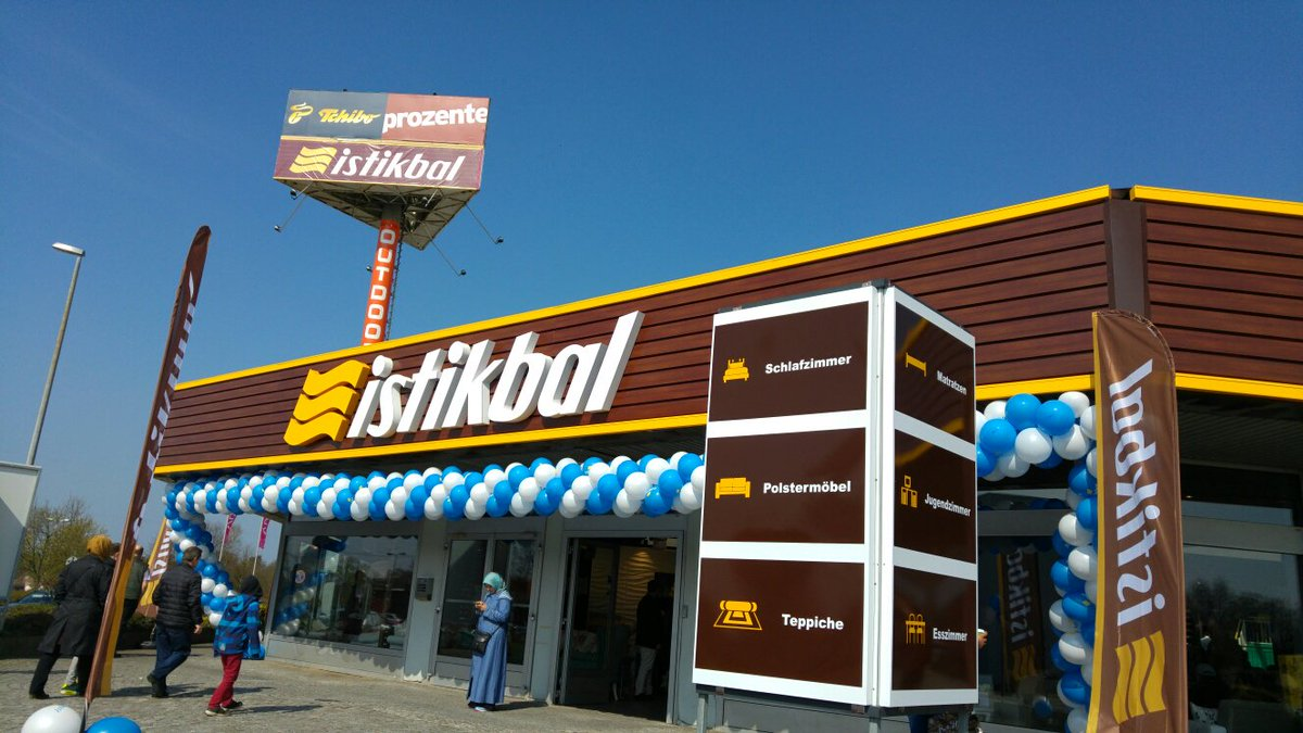 Istikbal Furniture On Twitter Hannover Welcomes Istikbal Opening