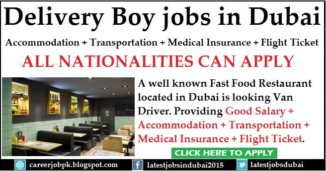 Jobs With Living Accommodations