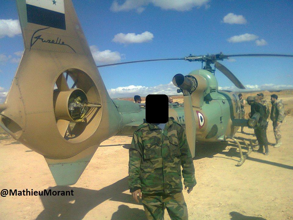 القوات الجويه السوريه .....دورها في الحرب القائمه  - صفحة 2 CfmrR6oWwAAicEF