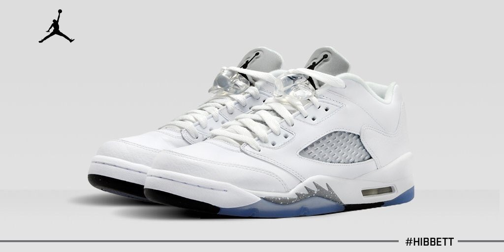 20e894cac ... coupon code for hibbett sports on twitter release day kids air jordan  retro 5 low hits