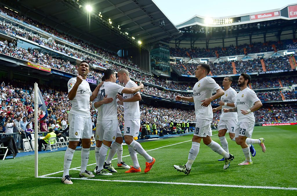 Video: Real Madrid vs Eibar