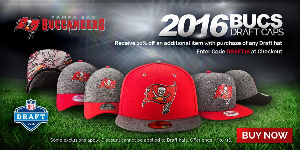 Bucs Draft Hats Available Now! SHOP at the official team store --   bccn.rs 8hj https   t.co KU2koC2Jh3 dc641568847
