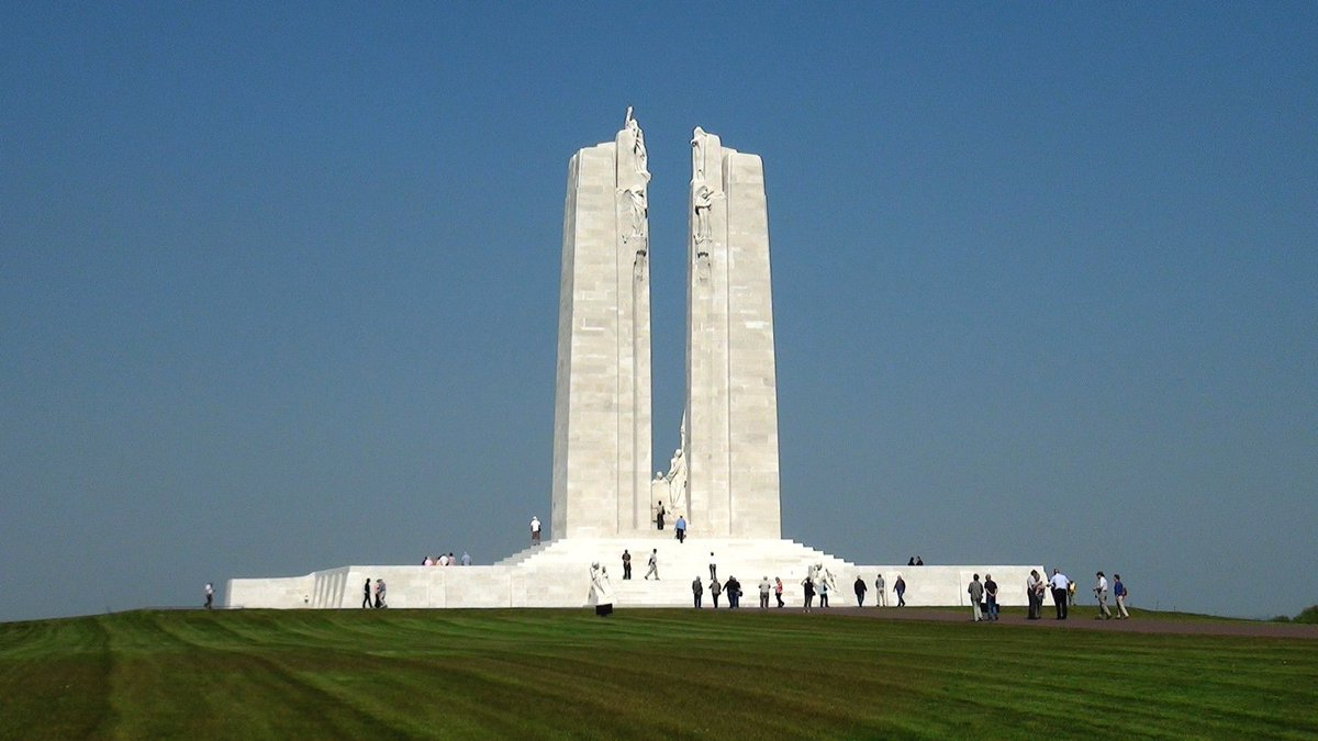 vimy ridge defining moment essay Canada had a unique and exciting history that has many defining moments  three such defining moments are vimy ridge in world war one, canadas.