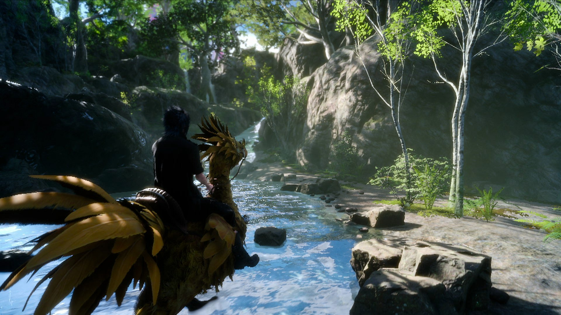 New Final Fantasy XV Details Revealed 1
