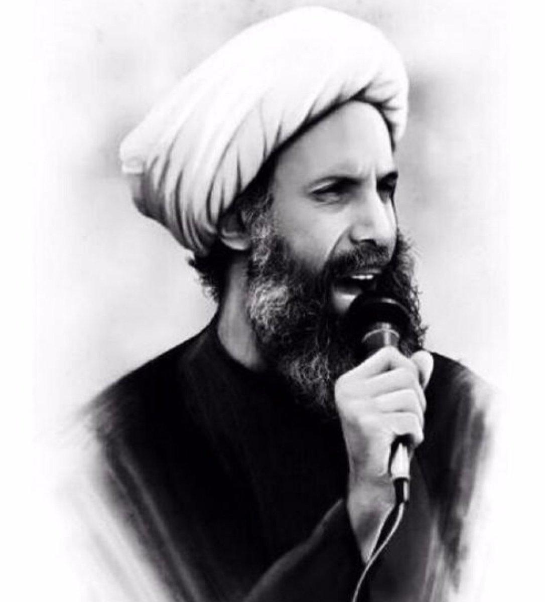 #الشهيد_النمر : الإمام الحسين لم يقل: تعالوا أصحابي بل قال: أولاً أهل البيت ،هذه أخلاقيات  #NimrDignity https://t.co/P3LNf9XV1W