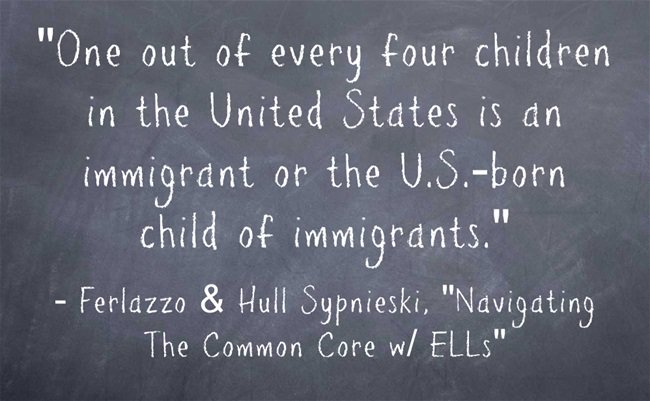 "We Begin A Twitter Chat Today On Our New ""Common Core & ELLs"" Book Today – Follow #navCCELL https://t.co/Hf5Fn6PBbQ https://t.co/DUkUuXuE50"