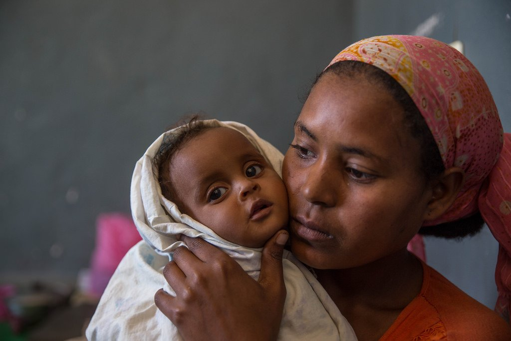 6m children at risk of hunger, diseases & lack of water in #Ethiopia due to #ElNiño-related drought @UNICEFEthiopia
